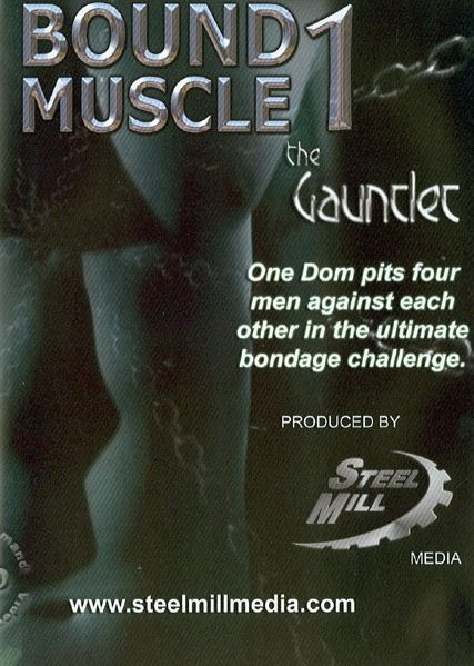 Bound Muscle 1: The Gauntlet Gay BDSM