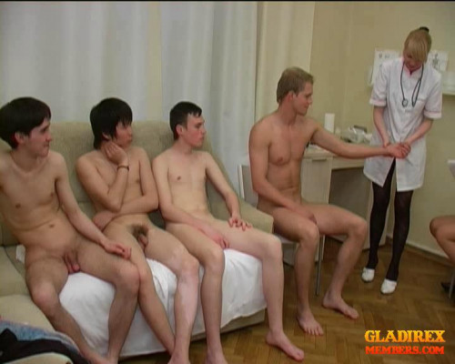 "Super Collection - ""CrazyFemaleDoctors"". - 31 Best Clips. Gay Porn Clips SiteRips"