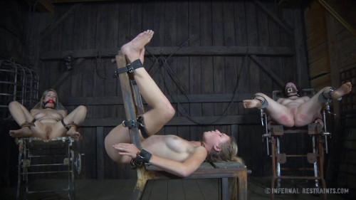 Bondage Is The New Black 3 BDSM