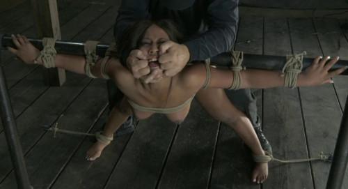 Skull Fucked-Ass Fucked-Bondage Fucked BDSM