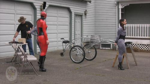 Houseofgord - Three Ponies One Cart HD 2015 BDSM