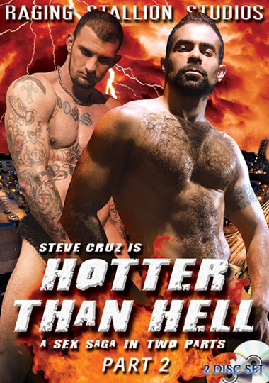 Hotter than Hell vol.2 Gay Full-length films