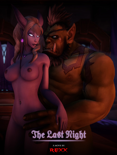 The Last Night 3D Porno