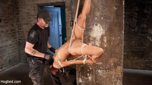 DOWNLOAD from FILESMONSTER:  BDSM Extreme Torture  Penthouse Pet, Skin Diamond, in Devastating Bondage