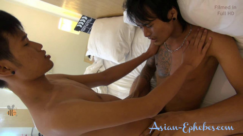 AE 036 - Newe & Pop - Climax! - HD Asian Gays
