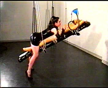 Devonshire - Scene DP-180 - Exotic Latex Bondage And Encasement part 6 BDSM