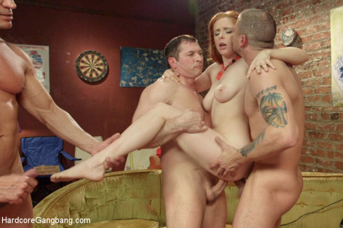 No Lifeguard On Duty: Penny Pax gets pounded by 5 cocks! Sex Orgy