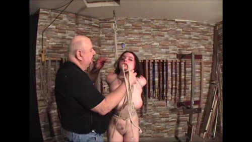 Manta Tied Spanked Caned