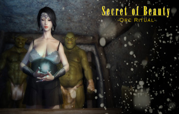 Secret of Beauty Stone Lady