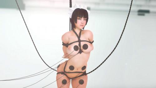 Milky Maid 3D Porno