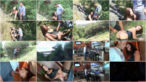 DOWNLOAD from FILESMONSTER: amateurish Giola Fucked in the pub