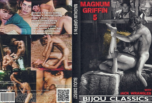 Magnum Griffin Collection, Volume 5 Gay Movies