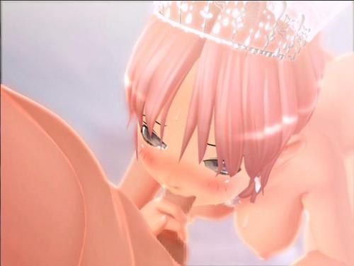 Love Love Wedding 3D 3D Porno
