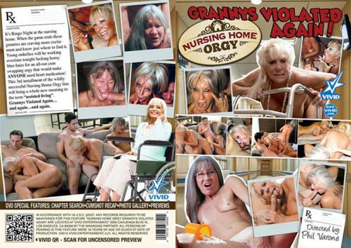 Nursing Home Orgy Grannys Again MILF Sex