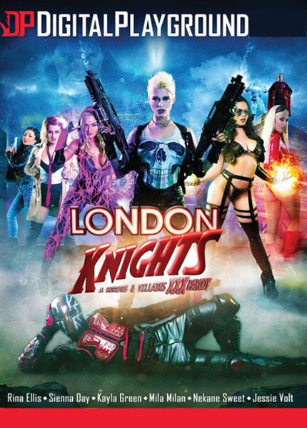 London Knights A Heroes and Villains XXX Parody (2016)