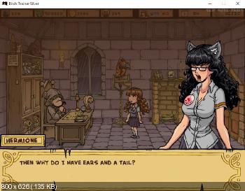 Bitch trainer Witch trainer Princess trainer Porn games