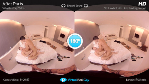 Virtual Real Gay - After Party (Android/iOS) Gay 3D stereo