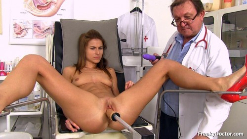 Paola Mike – 27 Years Girls Gyno Exam