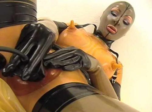 Amazing rubber dolls