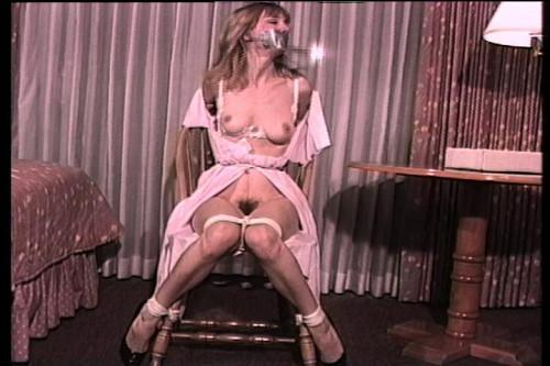 Bound and Gagged – Bondage Girlfriend – Scene 3 – Chair Tie for Lorelei