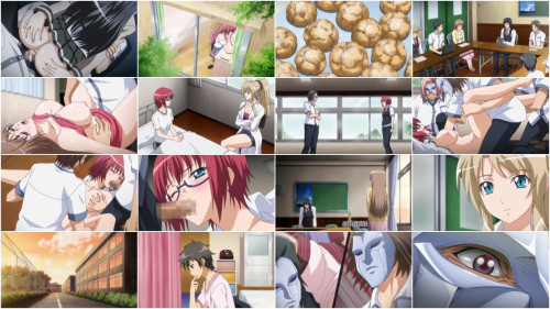 Wana Hakudaku Mamire no Houkago - Sexy Hentai Anime and Hentai