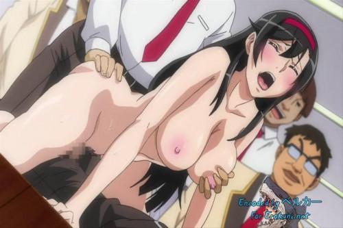 Rinkan Biyaku Chuudoku: Nigeba Nashi! Anime and Hentai