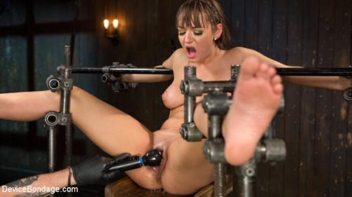 Big Tit Brat Gets Diabolic Discipline BDSM
