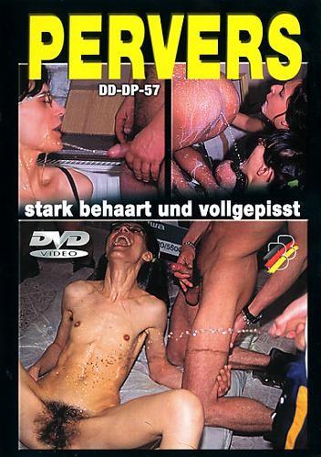 Pervers - Stark Behaart Und Vollgepisst Hairy