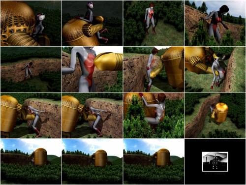 Gigantic fairy 07: the movie - 2015 3D Porno
