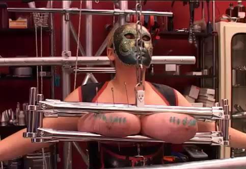 Huge Tits Torture Games (2016)