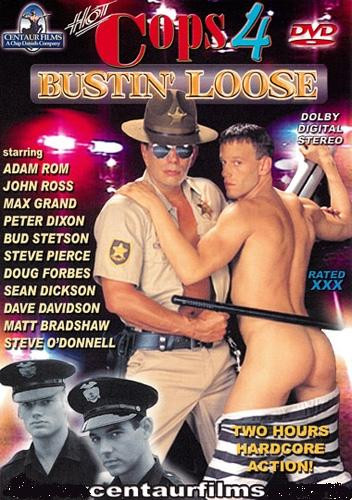 Hot Cops 4 Bustin' Loose Gay Porn Movie