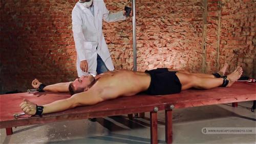 Resale of Bodybuilder Roman - Part II Gay BDSM