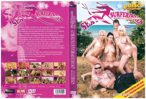 Sexy Surferinnen – Girlfriends on Tour Ep.07-10