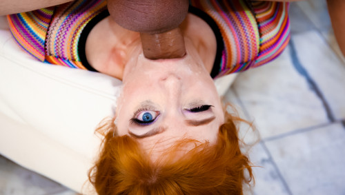 Penny Pax – Redheads Throat It Better (2017)