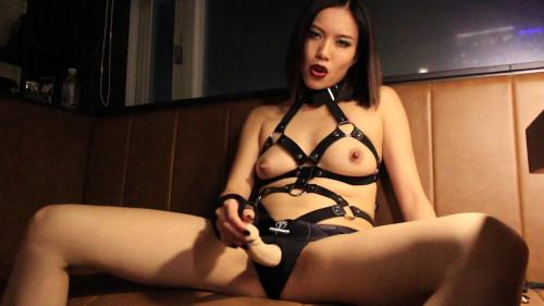 NovaPatra – Super Hot Asians Pegging w Strapon Dick