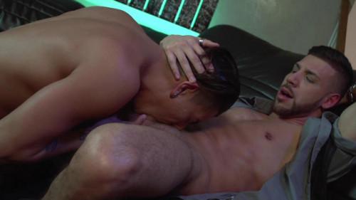 NakedSword - Vegas Hustle Episode 1: Don't Bet On It - FX Rios & Texas Holcum Gay Clips