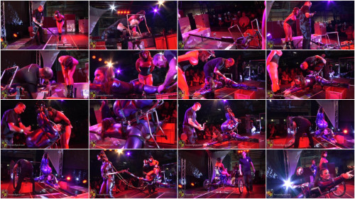 Houseofgord - Bondage Mayhem at Boundcon - Part 1 HD 2015 BDSM
