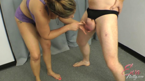 Filesmonster Bdsm Etreme Torture Ballbusting Auditions Eva Notty