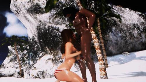 Sexy Biatch 3D Porno