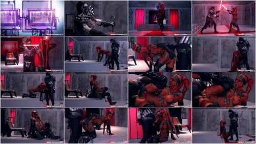 Star Wars: One Sith-XXX Parody 23.09.2016