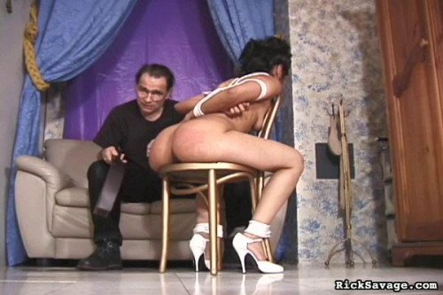 Rick Savage - Training The Maid Rosa BDSM