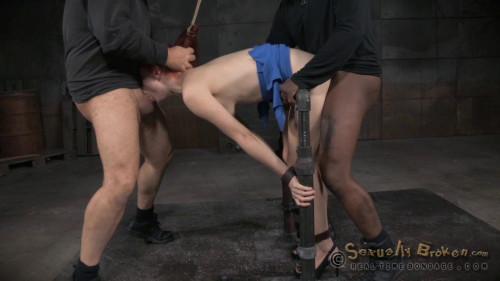 SB - July 06, 2015 - Violet Monroe, Matt Williams, Jack Hammer BDSM