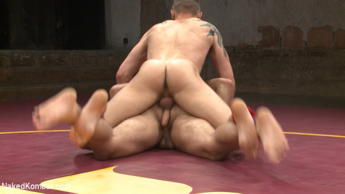 Brock Avery vs. Tyler Rush - The Dog Fight Gay Extreme