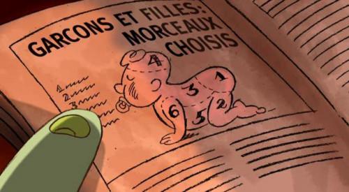Blanche-Neige, la suite Cartoons