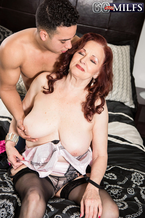 DOWNLOAD from FILESMONSTER: old and young Katherine is 47 years older than the guy who`s fucking her!!