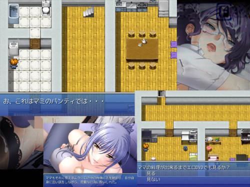 [Hentai RPG] RPG発情家族 ママと妹を父から奪え Anime and Hentai