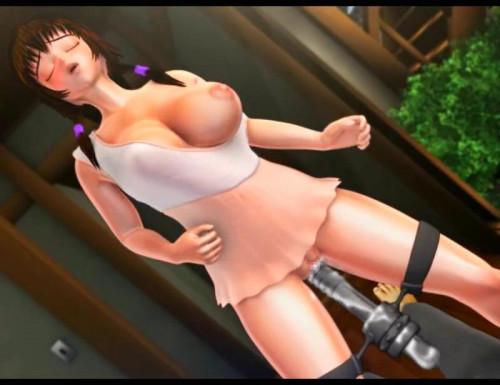 The Fallen Bride 3D Porno