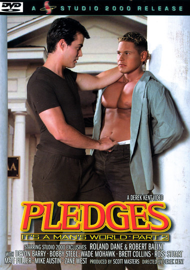 It's a Man's World vol..2 Pledges Gay Full-length films