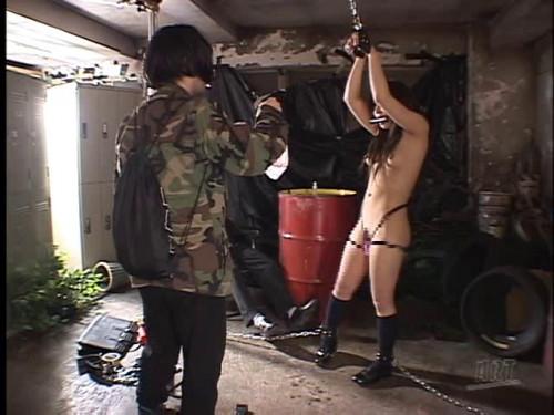 Humiliated Asia Teen. Various BDSM