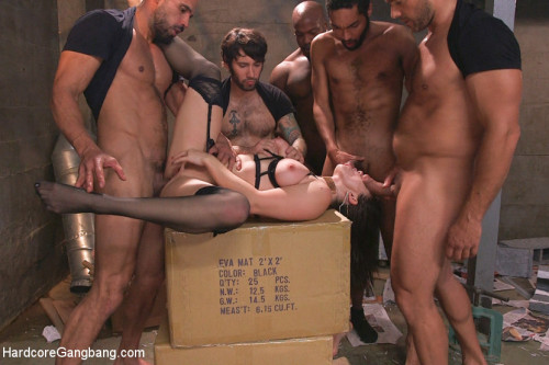 DOWNLOAD from FILESMONSTER: orgies Lea Lexis makes her dream gang bang a reality!!